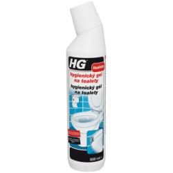 Hygienický gel na toalety