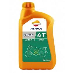 REPSOL 4T 15W50 MOTO RIDER 1L