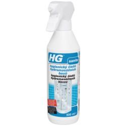 Hygienický čistič hydromasážních boxů