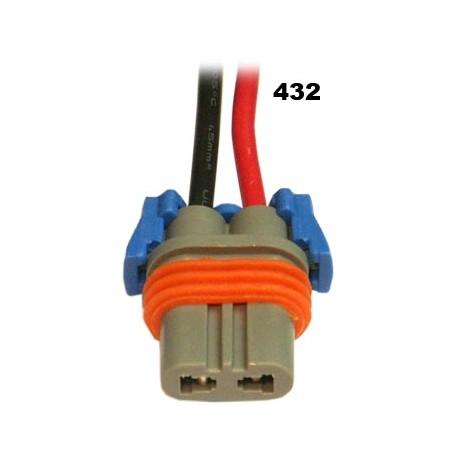 patice žárovky HB3 a HB3A 1ks