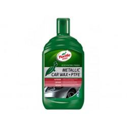 Turtle Wax® Metalický vosk s PTFE tekutým voskem 500 ml