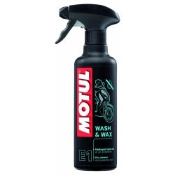 MOTUL E1 WASH & WAX 400 ml