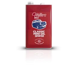 MILLERS OILS Classic Mini Oil Pistoneeze 20W-50, 5L