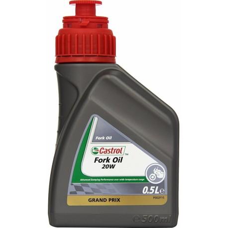 Castrol FORK OIL 20W 0,5L