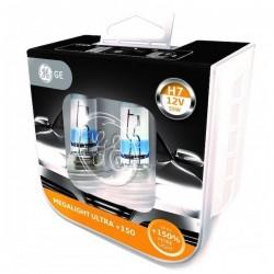 Tungsram H7 +150% vyšší svítivost (2ks v boxu)