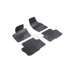 Sharan (2010- ) gumové rohože (5 sedadel, sada 4ks)