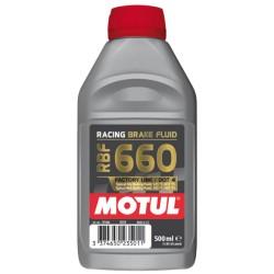 MOTUL brzdová kapalina Racing Brake Fluid F.L. 660 500 ml