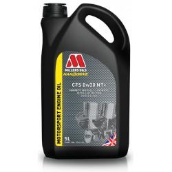 MILLERS OILS CFS 0W30 NT+ plně syntetický motorový olej, triesterová technologie, (Nanodrive) 5L