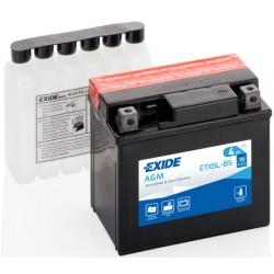 EXIDE YTX5L-BS nebo ETX5L-BS