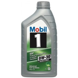 MOBIL 1 0W-40 ESP 1L
