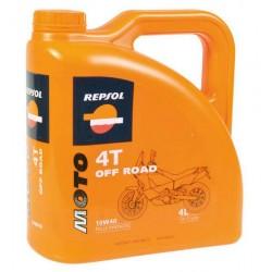 REPSOL 4T 10W40 MOTO OFF ROAD 4L