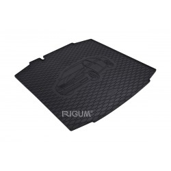 Rapid (2012- ) gumová rohož do kufru