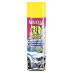 METAL CAR - Ochranný a lešticí vosk pro metalické laky 500ml