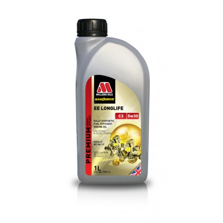 MILLERS OILS EE Longlife C3 5W30 (Nanodrive) 1L