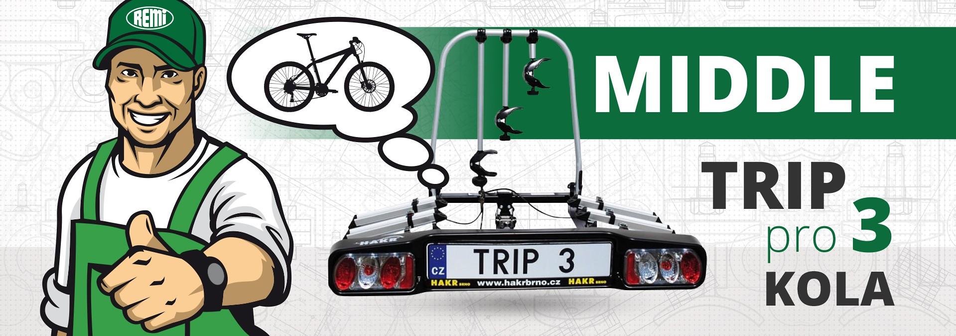 Middle Trip pro 3 kola