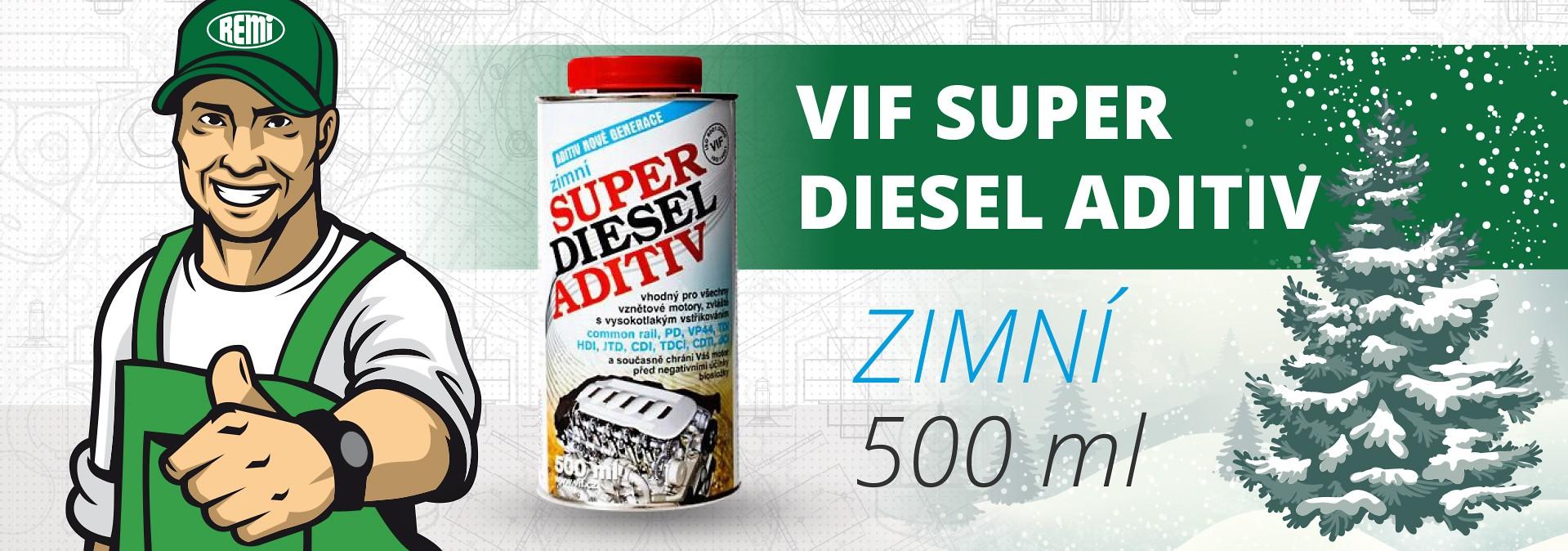 Vif Super Diesel zimní